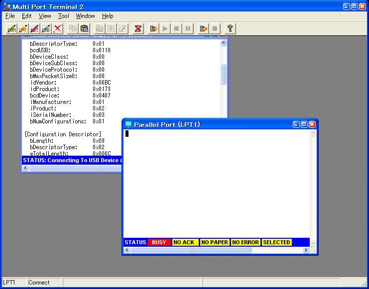 serial port terminal software